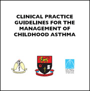 Clinical Practice Guidelines For the Management of Childhood Asthma